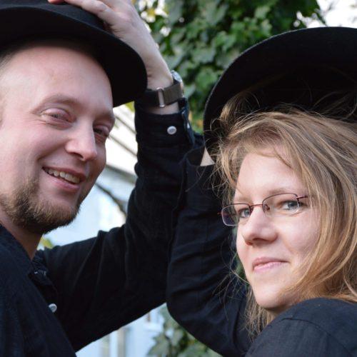 Die Gastgeber Jan Lehmann und Iris Boockmann von Hut ab, Hamburg!_Foto_Birgit Kuntz