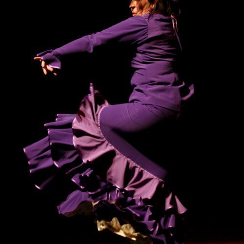 La Cajita Flamenco am 20.09. bei Hut ab, Hamburg_Bürgertreff Altona