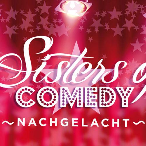Pressefoto Sisters of ComedyHP_Reihgenlogo